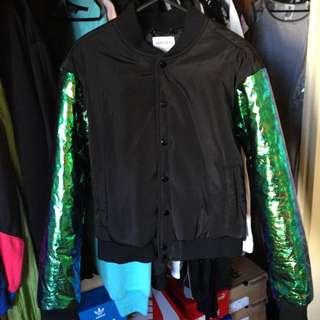 Fanny Lukman Bomber Jacket