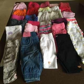 Bulk Pack Of Girls Tights