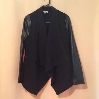 Almost New- Size Small Black Jacket