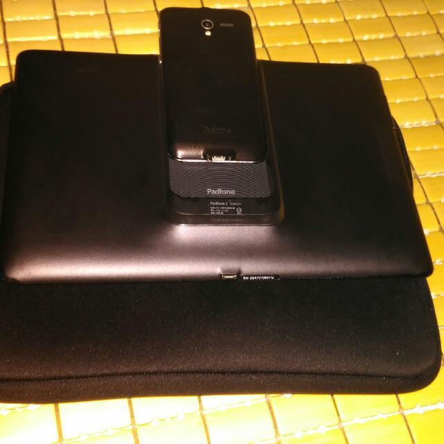 華碩10'l吋平板十4,7吋手機