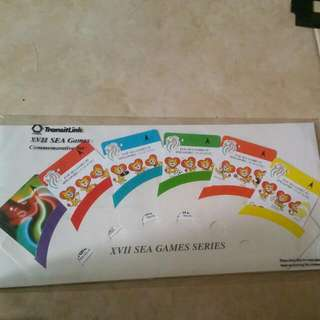 Transitlink Card Xvii Sea Games Series
