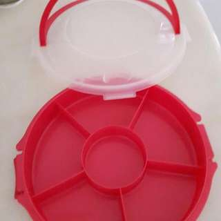 Candies Tray With Partitions
