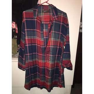 Flannelette Dress (PENDING)