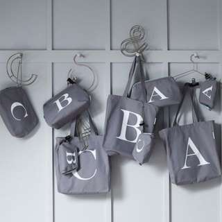英國居家品牌Oliver Bonas字母托特包S