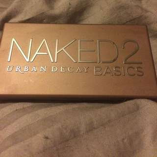 Naked2 Urban Decay Basics