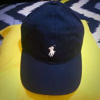 Ralph Lauren Polo Cap 3 Available.