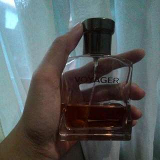 Parfume for Men : Voyager brand Oriflame