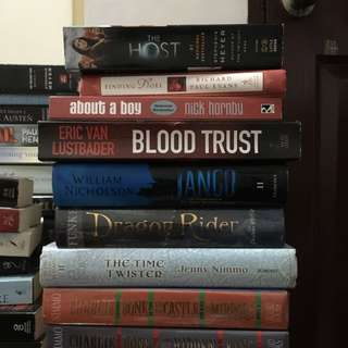 Young adult fiction mystery romance fantasy non fiction books