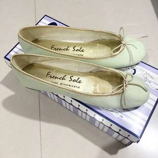 French Sole Size 35.36
