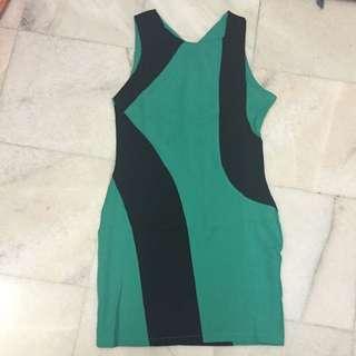 🆕 Green Dress