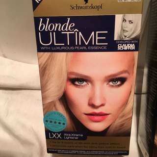 Extreme Hair Lightener