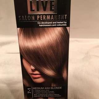 Ash Blonde Hair Dye