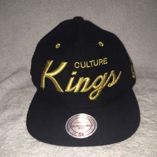 Culture Kings X Mitchell&Ness Collab Limited Edition SnapBack.