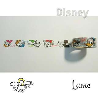 Disney紙膠帶-2