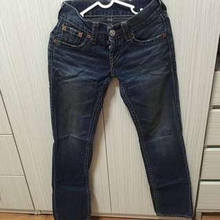 Levis藍色牛仔褲 9.5成新
