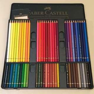 Faber 色鉛筆 60色
