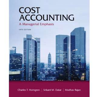 SIM UOL - Management accounting (AC3097) textbook