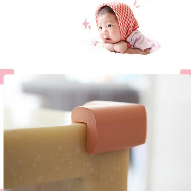 [4入裝]可啃的安全防撞角 桌子護角