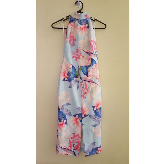 Aloha Blue Dress