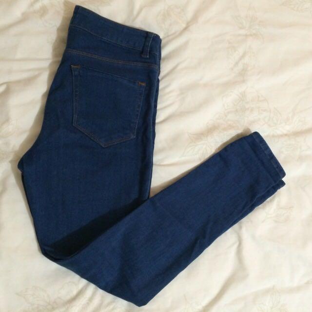 Asos Petite Skinny Jeans