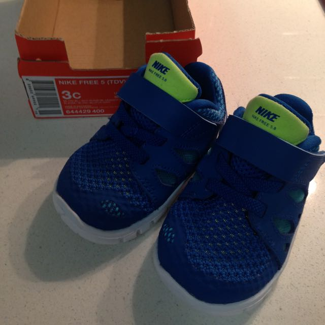 Baby Boy Nike Shoes