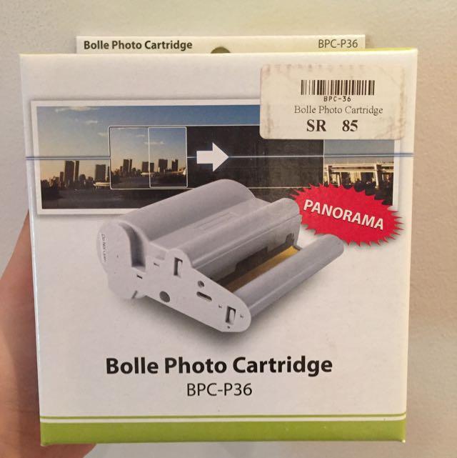 Bolle Photo Cartridge// Film