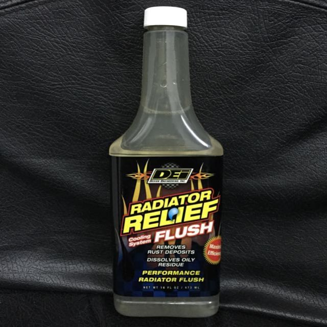 Dei Performance Radiator flush - 16 oz  Price reduction for a limited  period only