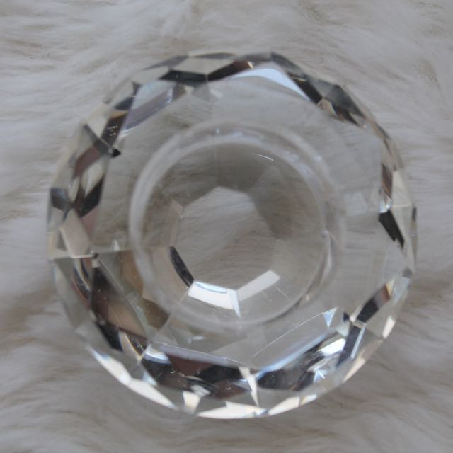 Diamond Candle Holder