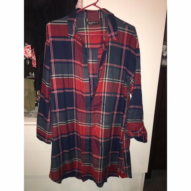 Flannelette Dress (PENDING)