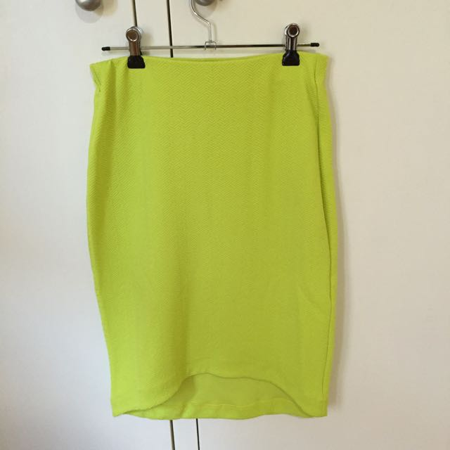 High Waisted Skirt Size 8