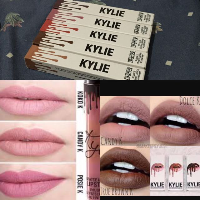 Kylie Lip Cream