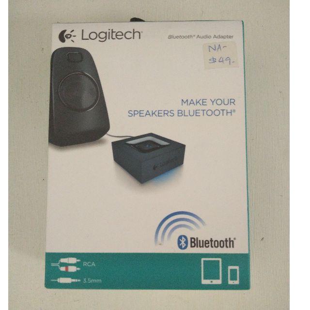 5cec4c211fcce Logitech Bluetooth Audio Adapter, Electronics on Carousell