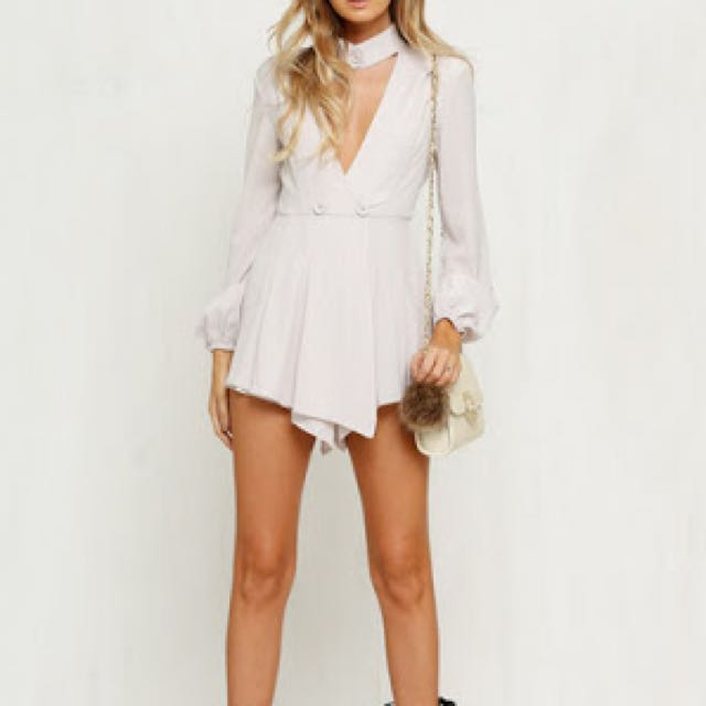 Love Strength Playsuit Size 8