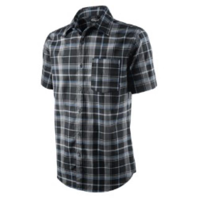 Nike 6.0 喬伊塞維爾 格紋 男生襯衫