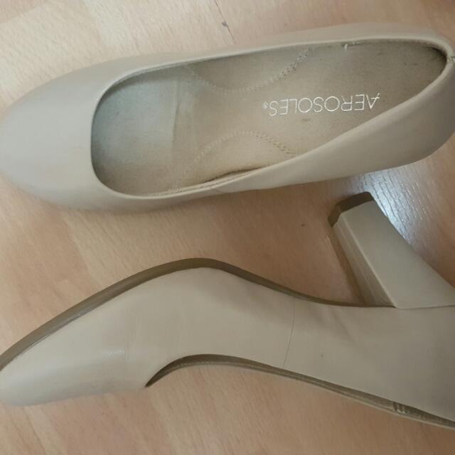 Nude Aerosoles Heels