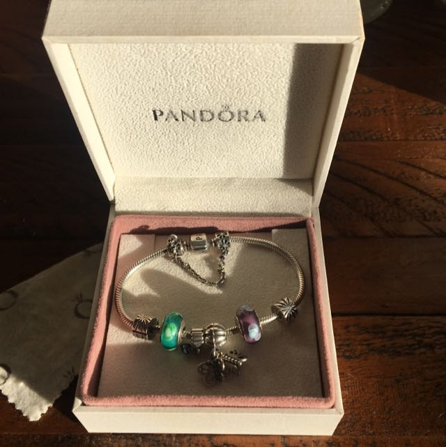 Pandora Bracelet - Authentic