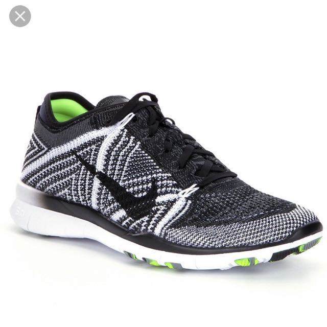 online store 8c792 30f83 Price Lowered! Nike Free tr 5.0 Flyknit (authentic), Women s Fashion ...