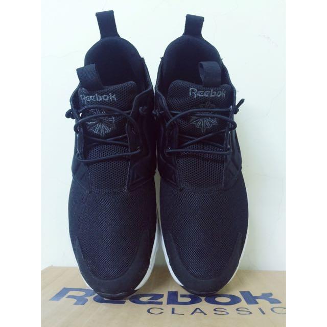 Reebok Furylite 黑白 男鞋