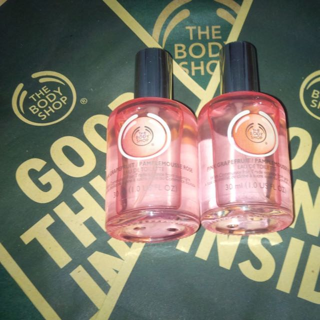 SALE) The Body Shop Edt Pink Grapefruit, Health & Beauty on