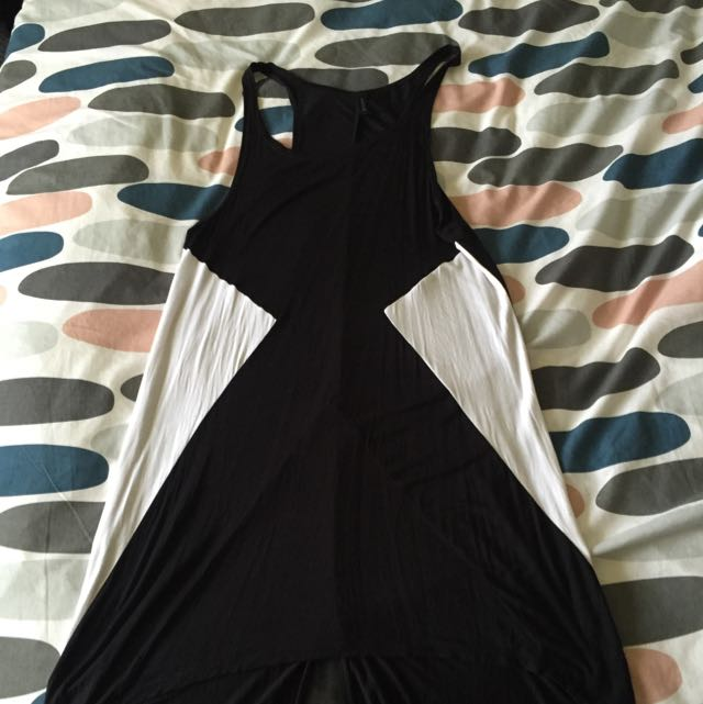 Saxony Hi-low Dress