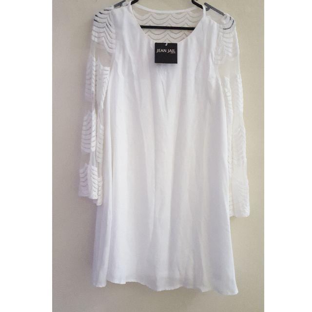 Splendor White Dress