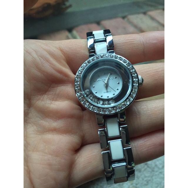 Swarovski Silver Watch