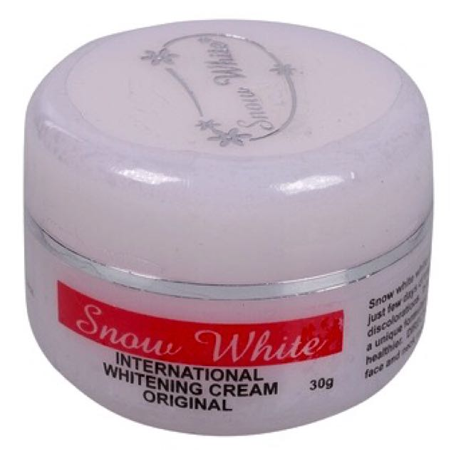 Thailand Snow White Cream