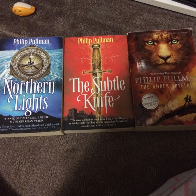 The His Dark Materials Trilogy