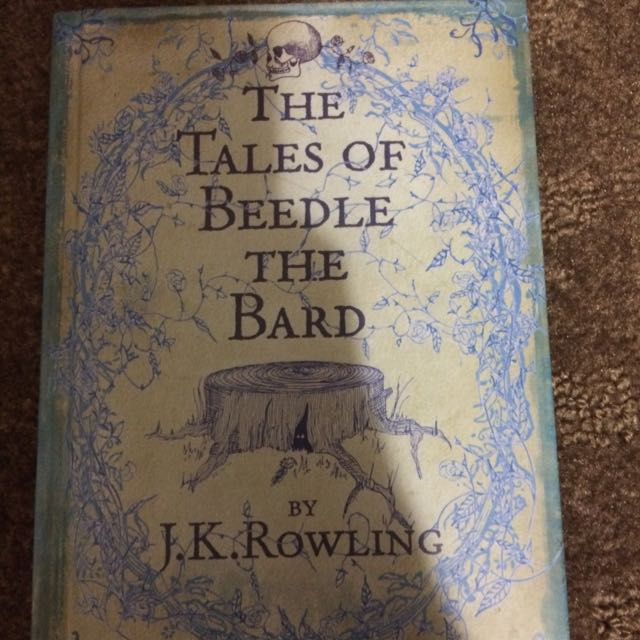The Tales Of Beetle The Bard