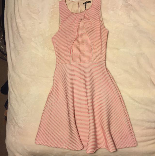 TOKITO Light pink/cream Dress