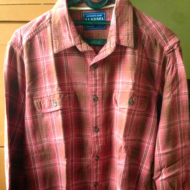 Uniqlo Flannel Original