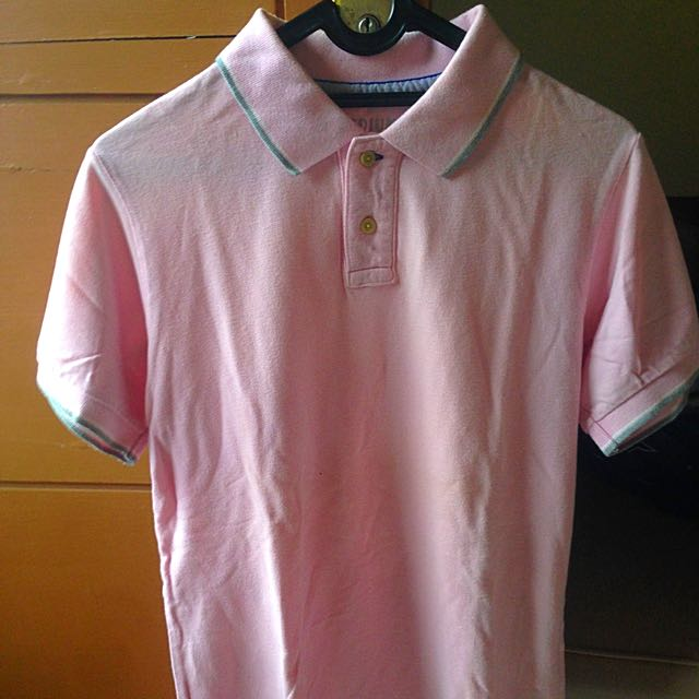 Uniqlo Polo Shirt Original Wash
