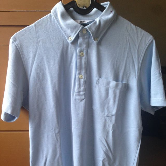 Uniqlo Semi formal polo shirt original