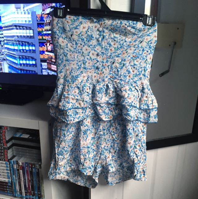 Who I Am Playsuit